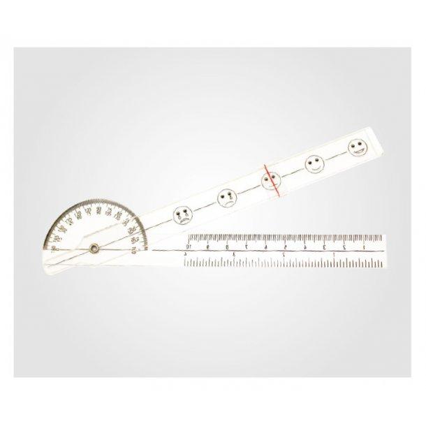 VAS goniometer