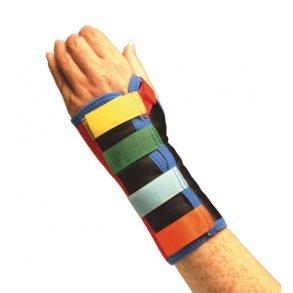 Bandager og skinner til børn og voksne
