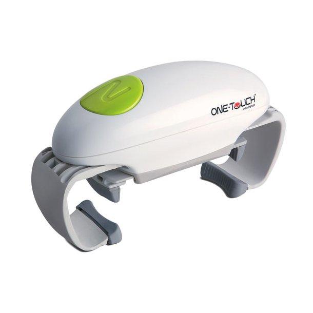 One-touch elektrisk skruelågsåbner