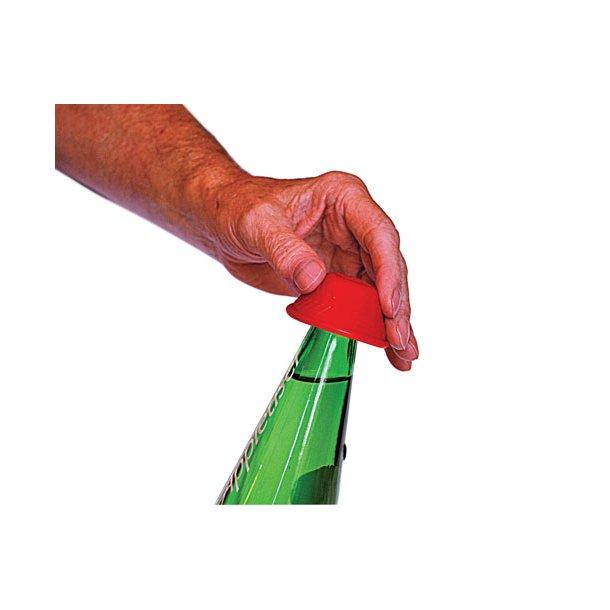 Tenura Flaske åbner rød