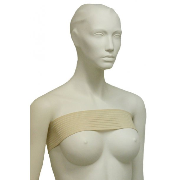 Abdominal Support, Light support, beige, (7,5/100cm)