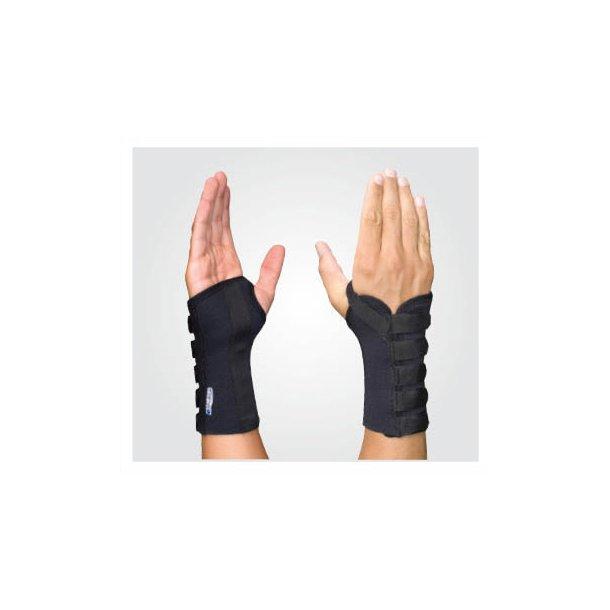 Base Comfort - håndledsbandage med volar skinne