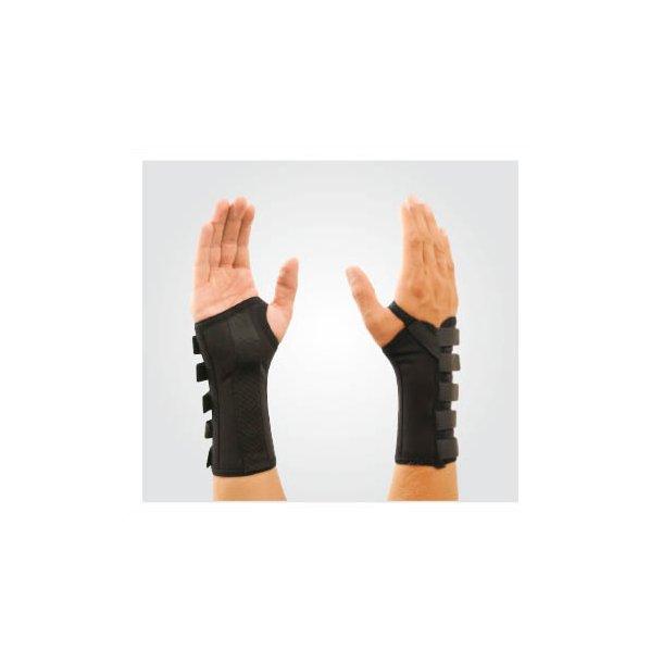 Base Neopren håndledsbandage med volar skinne