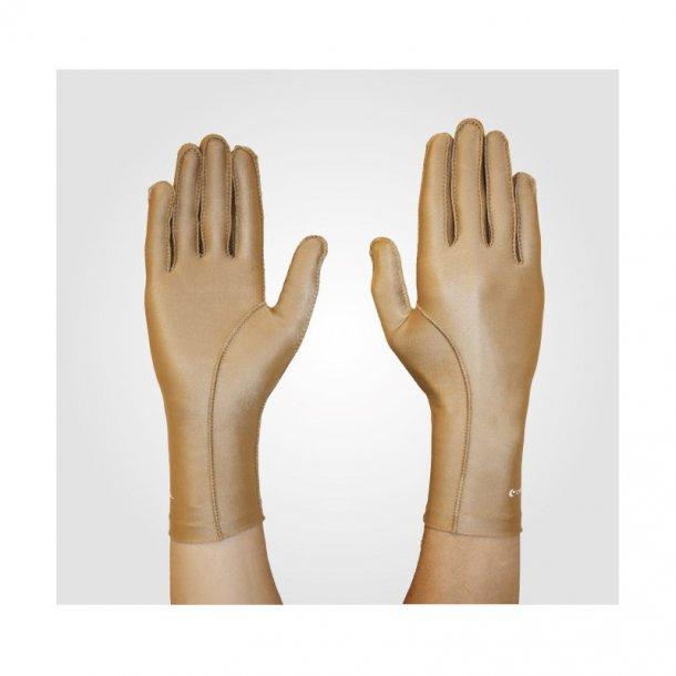 Ødemhandske fuld finger bilateral let tryk
