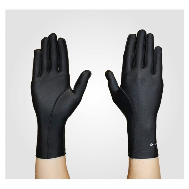 Ødemhandske fuld finger bilateral medium tryk