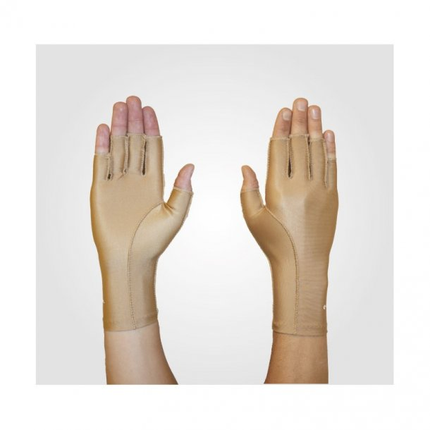 Catell ødemhandske 3/4 finger - unilateral