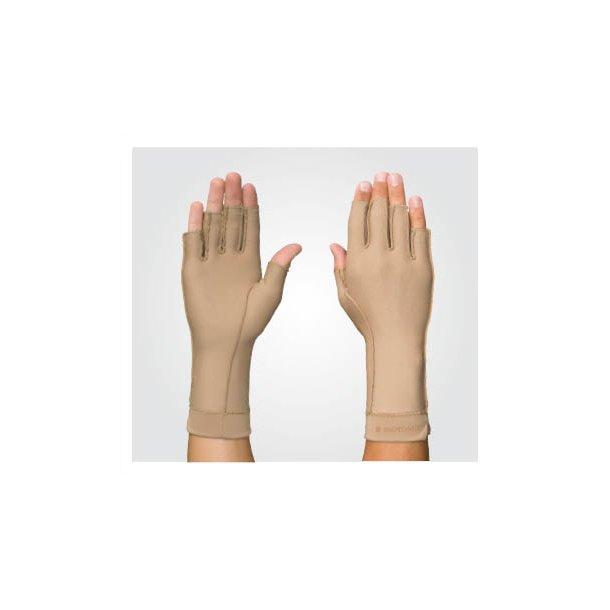 Isotoner handske - 3/4 finger