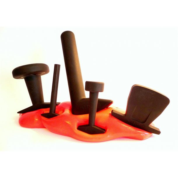 Puttycise (sæt med 5 værktøjer)
