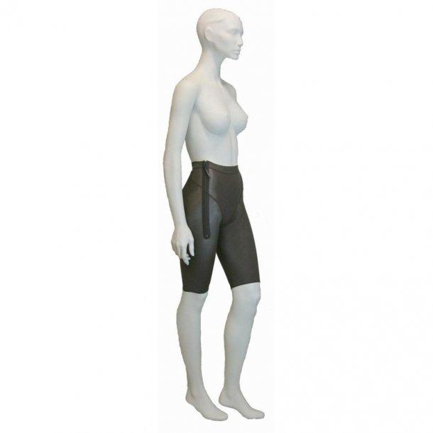 Liposuction panties for Women Standard waist, Model; above knee,