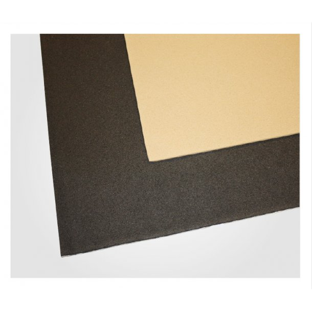 Poly cushion sort lav hæftning 45x61 cm