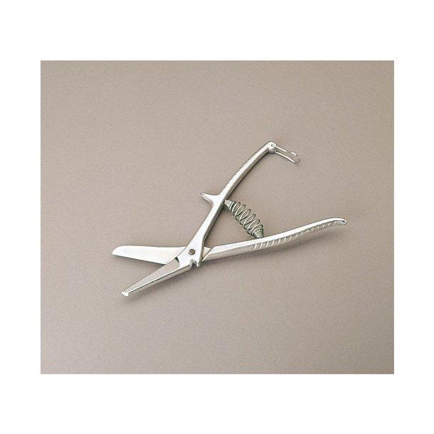 Cogged Scissors