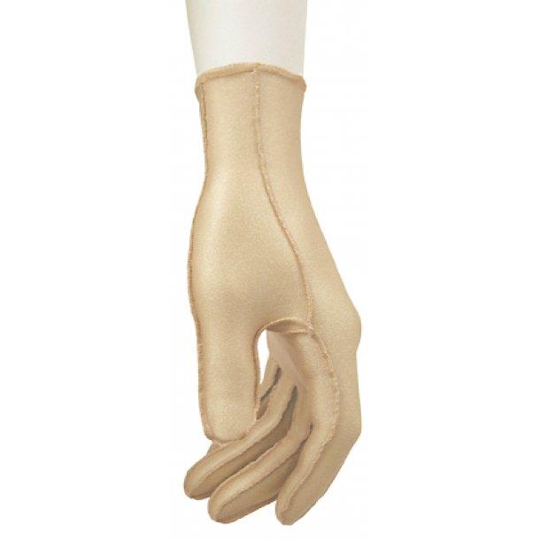 Interim handske med lukkede fingre