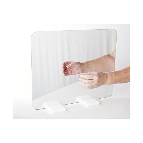 Scan-Mirror med fødder (40x50cm)
