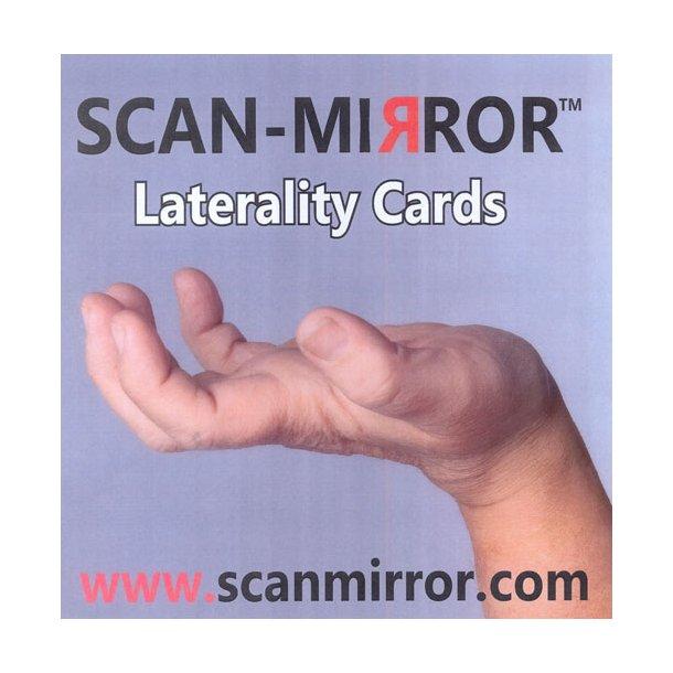 Scan-mirror lateralitetskort