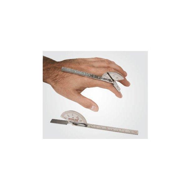 Baseline fingergoniometer