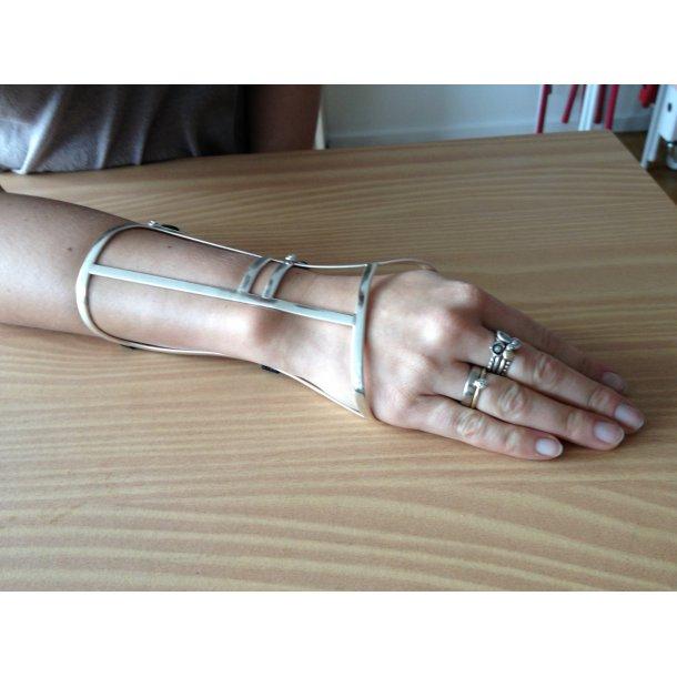 Wrist stabilisation splint Silversplints