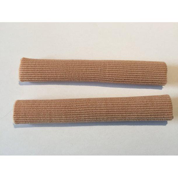 Silipos Gel Tubing (Ribbed) - 25 mmØ - 15 cm pakke med 2 stk