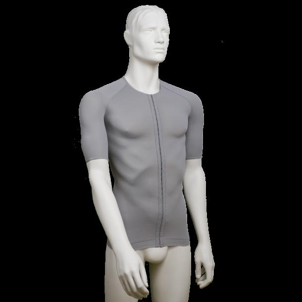 Interim care vest til mænd - lange ærmer standardstørrelse