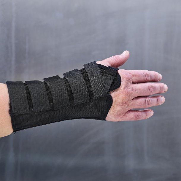 Manibus håndledsbandage - sort