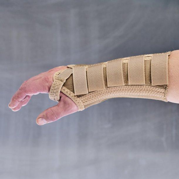 Manibus håndledsbandage - beige