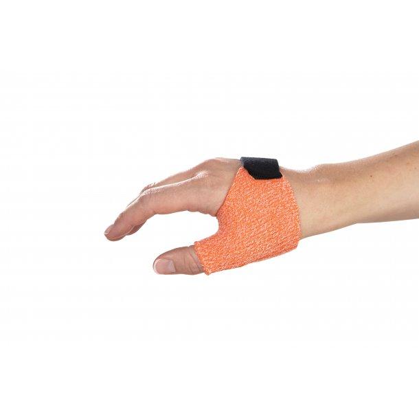 Orficast More orange 6 cm bred - 3 m. længde box med 6 ruller