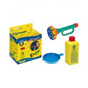 Pustefix sæbebobler og værktøj