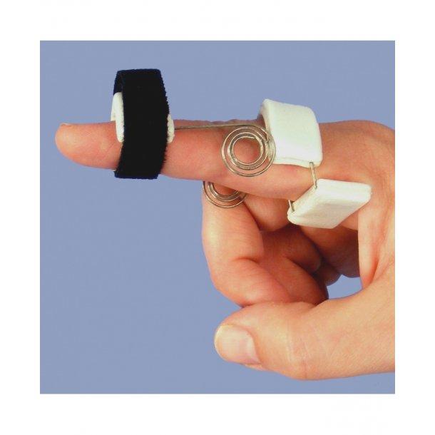 Dynamisk finger ekstensionsskinne (Carpener)