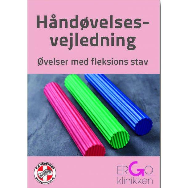 Håndøvelsesvejledning - øvelser ved brug af fleksionsstav - e-folder