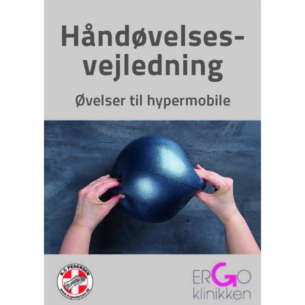 Håndøvelsesvejledning - øvelser til hypermobile - e-folder