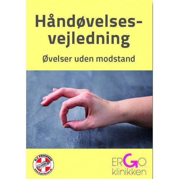 Håndøvelsesvejledning - øvelser uden modstand - e-folder