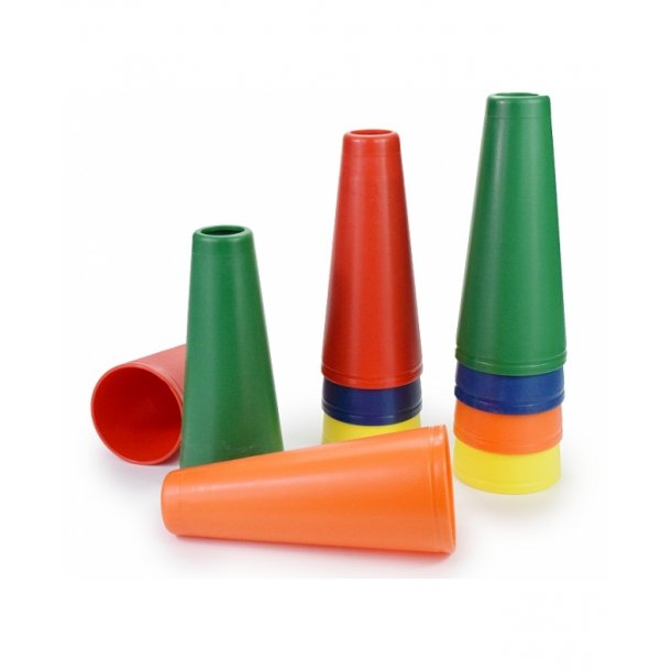 Stacking cones  - 15 stk.